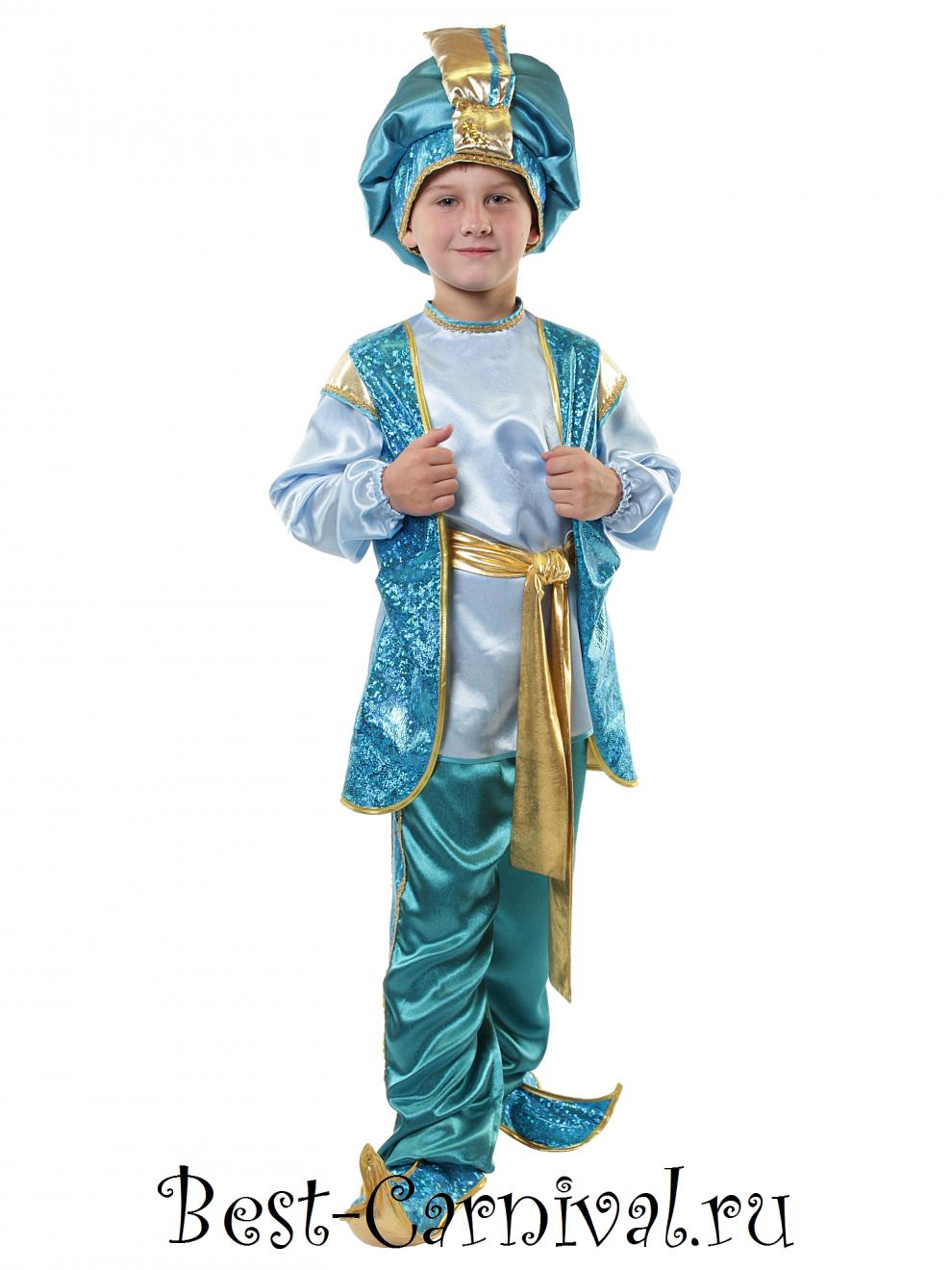 Костюм султан для мальчика своими руками фото