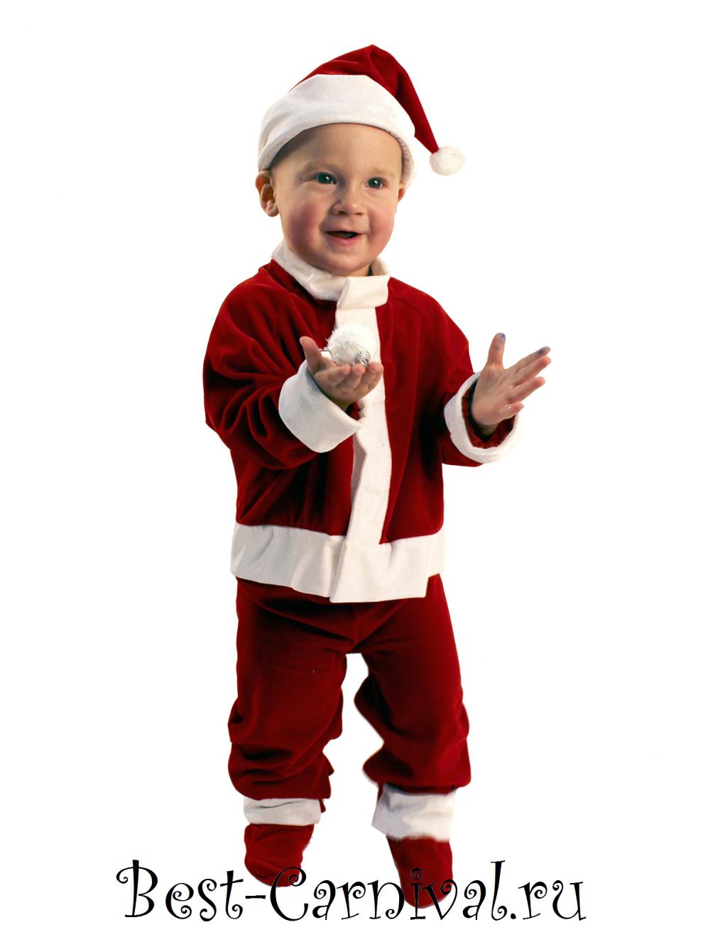 Костюм для детей на новый год своими руками