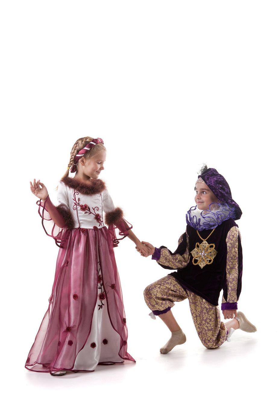 Pictures of romeo and juliet costumes