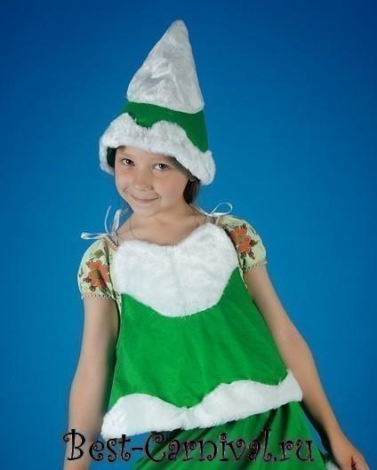 Купить новогодний костюм Ёлочки для детей - photo#23