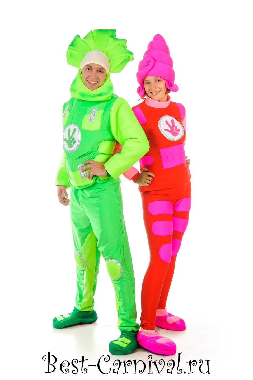 Костюм Папуса для аниматоров купить Карнавальные костюмы фиксиков для взрослых