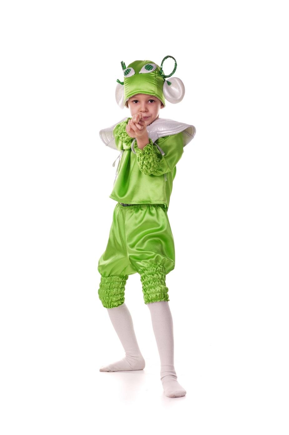 Детские костюмы своими руками инопланетянина