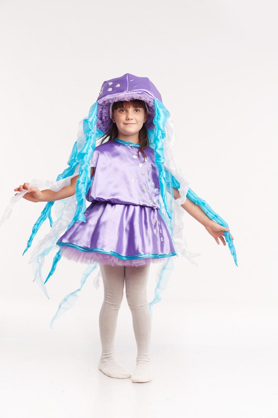 Костюм медузы для девочки
