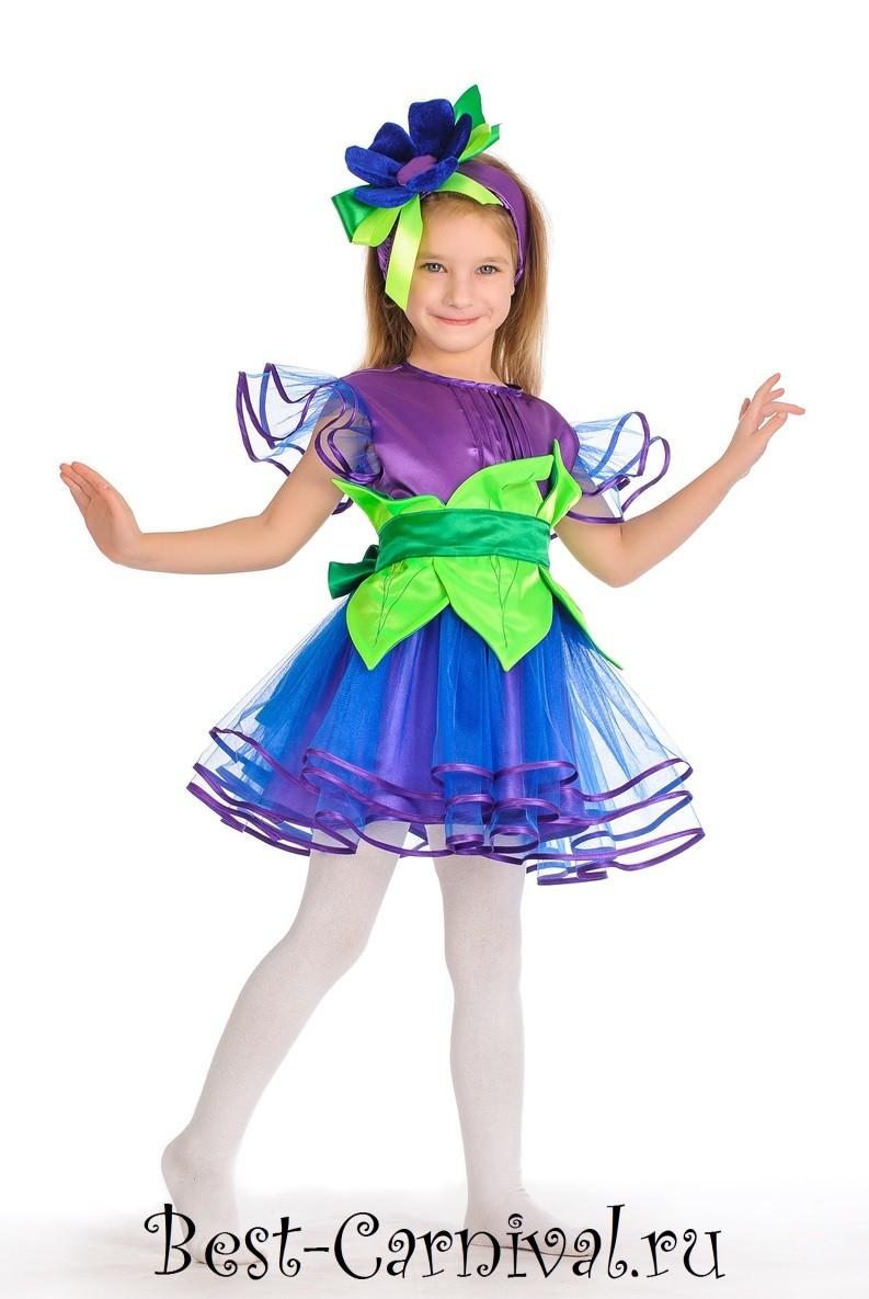 Карнавальный костюмы для девочек