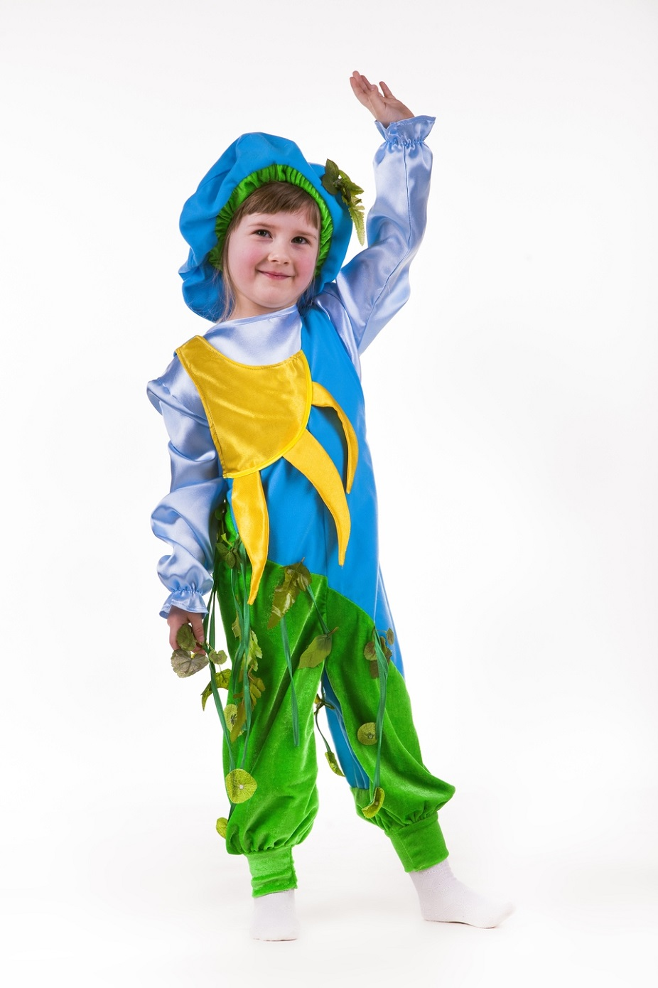 Костюм ветра для мальчика своими руками