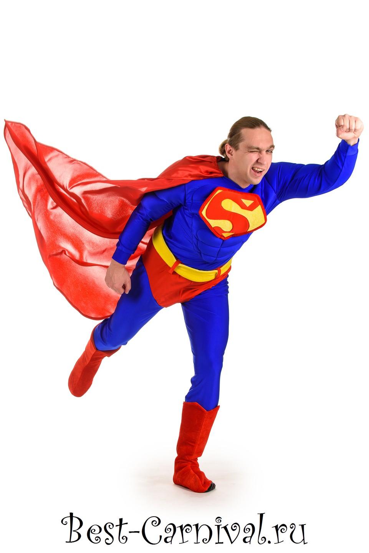 Купить костюм супермена