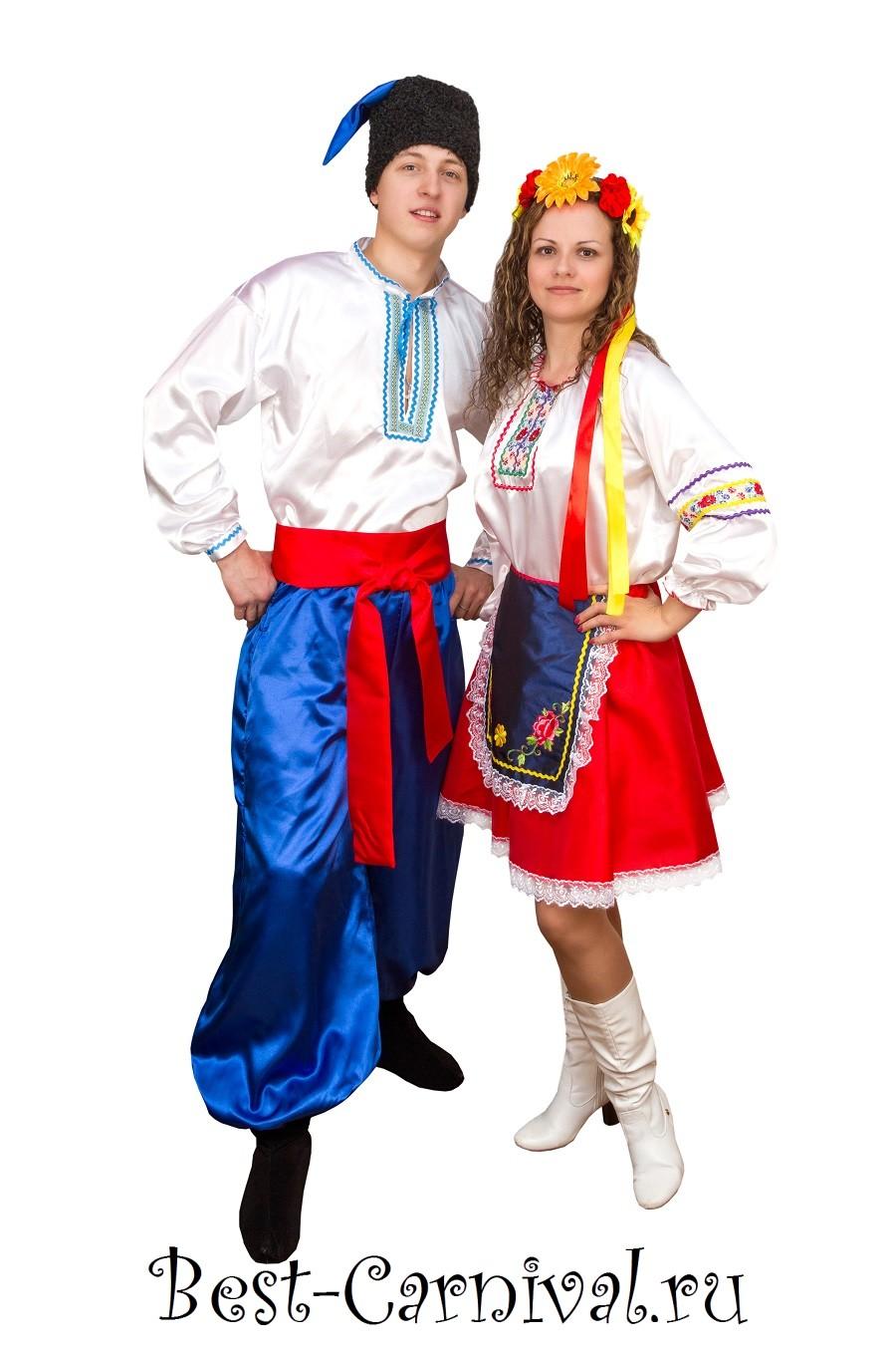 Картинки украинки и украинца для детей, различные прикольные